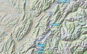 Routes Wageningen – Alpe d'Huez 2019